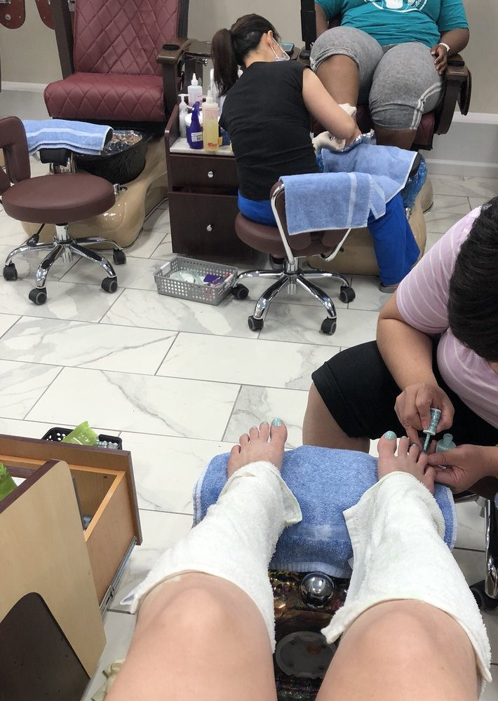 SC Nails & Spa: 10040 Dorchester Rd, Summerville, SC