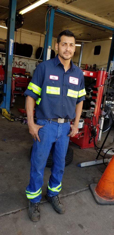 Ortega's Wrecker Service: 446 Historic Route 66, Santa Rosa, NM