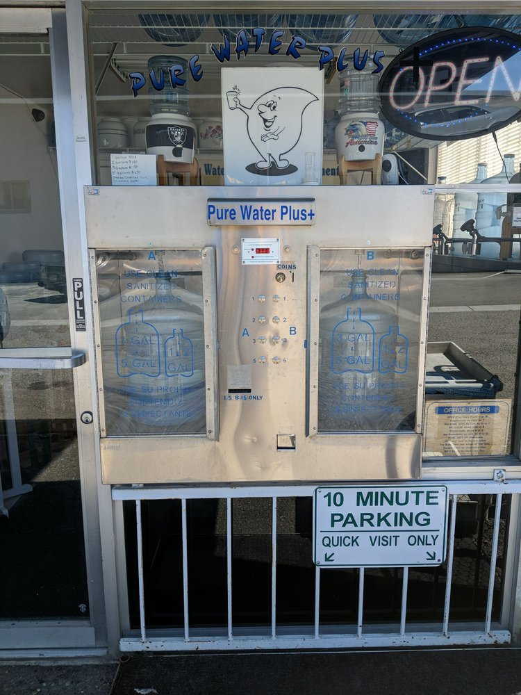 Pure Water Plus: 1300 Dell Ave, Campbell, CA