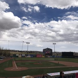 Sky Sox Baseball Club 12 Reviews Stadiums Arenas 4385 Tutt