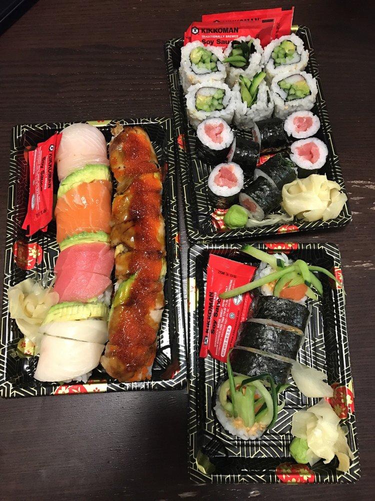 Mandarin Sushi & Grill