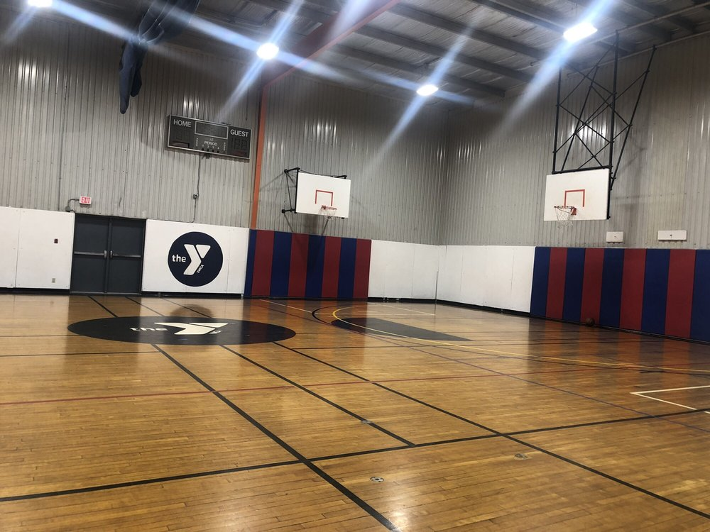 YMCA: 1 Lowndes Hill Park Rd, Clarksburg, WV