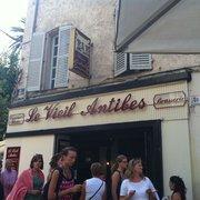 Le Vieil Antibes - French - 1 Rue Thuret, Antibes Juan Les Pins ...
