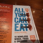 hooters knoxville menu