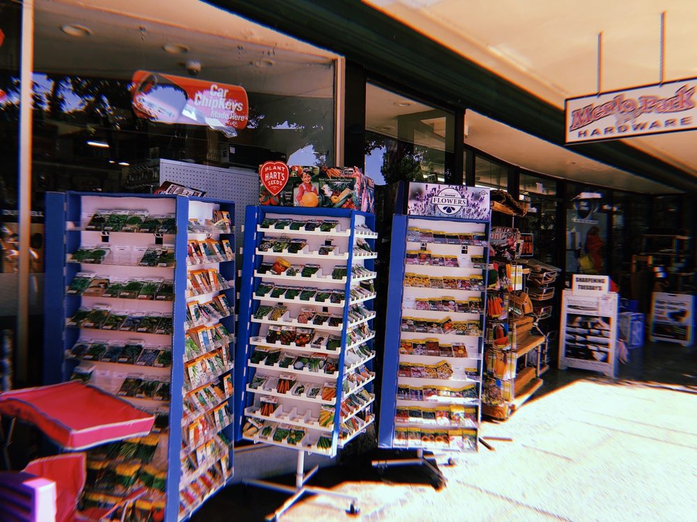 Menlo Park Hardware: 700 Santa Cruz Ave, Menlo Park, CA