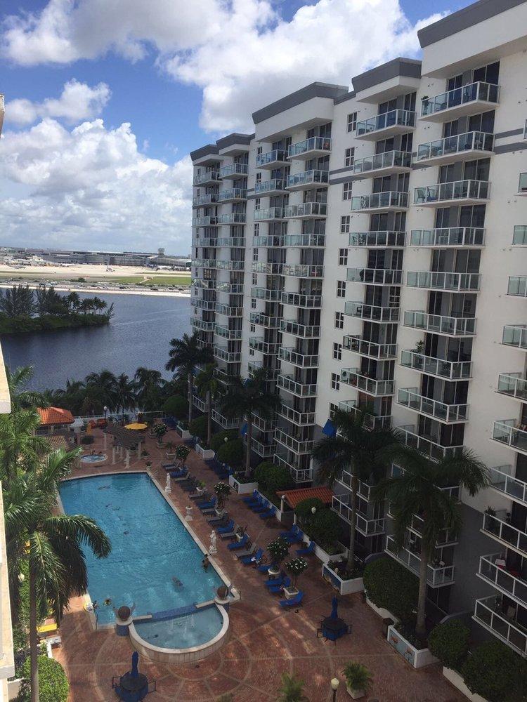 Blue Lagoon Condominium Association: 5077 NW 7th St, Miami, FL