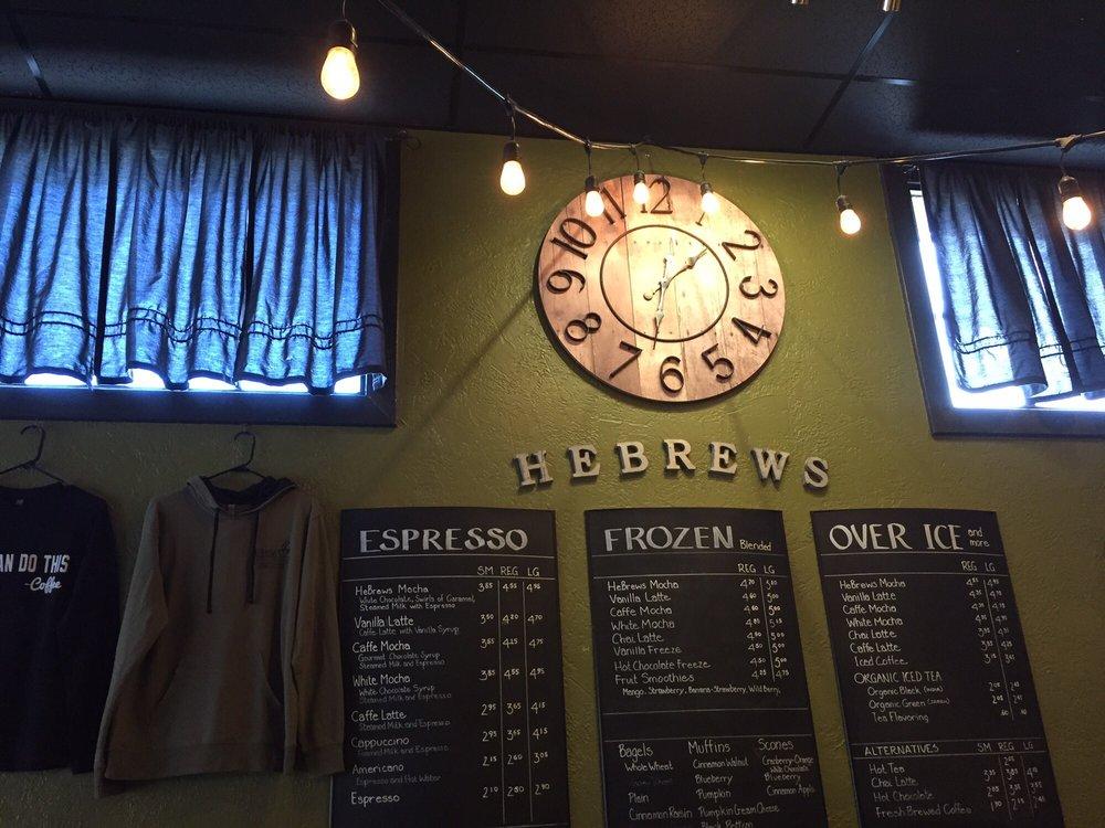 Hebrews Coffee Company: 103 S Richard St, Bedford, PA