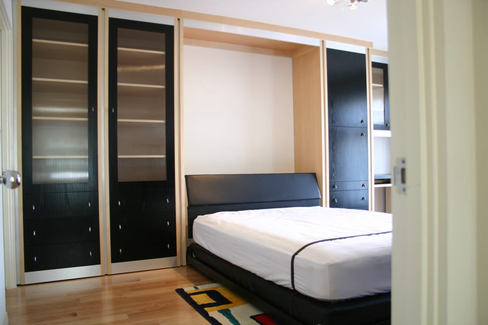 Box Room Beds Box Room: The Room Maker Wall Bed Accommadates A Pillow Top Mattress