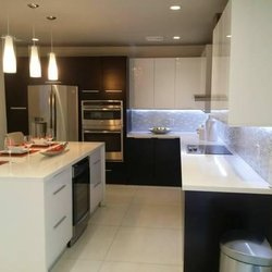 High End Kitchen Cabinets - All Custom - Cabinetry - 2495 West 80 St ...