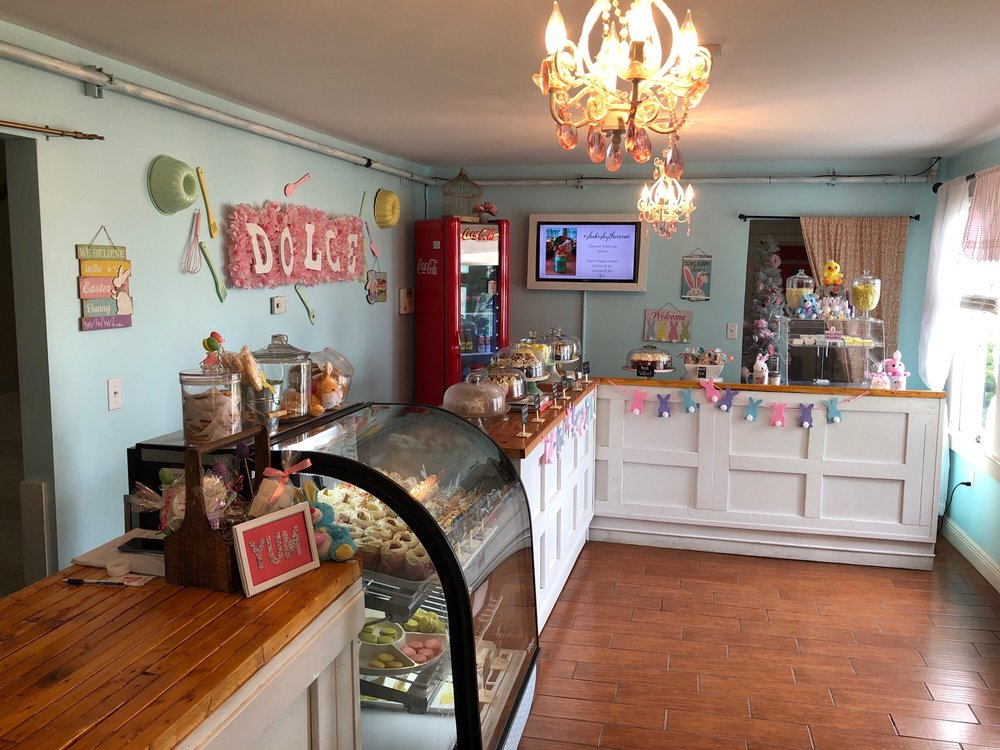 Dolce Bakeshop: 112 W 3rd St, Long Beach, MS