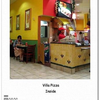 Villa Pizza  Market St San Francisco Ca