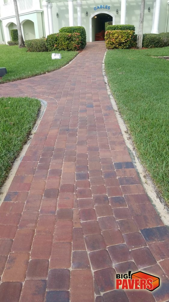 Big Pavers: 2800 S Orange Blossom Trl, Orlando, FL