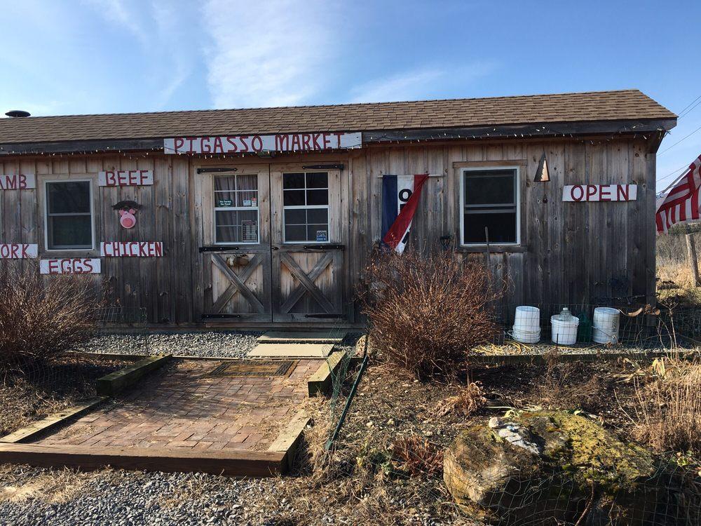 Pigasso Farms: 480 Farm Rd, Copake, NY