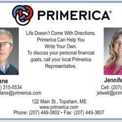 Scott A Lane - Primerica - Request Consultation - Financial