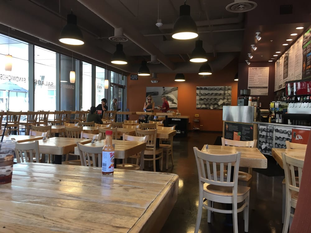 Etai S Bakery Cafe Downtown Denver Co