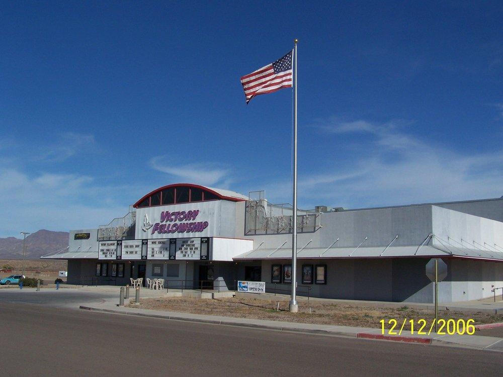Victory Fellowship Church: 555 E Entertainment Ave, Safford, AZ