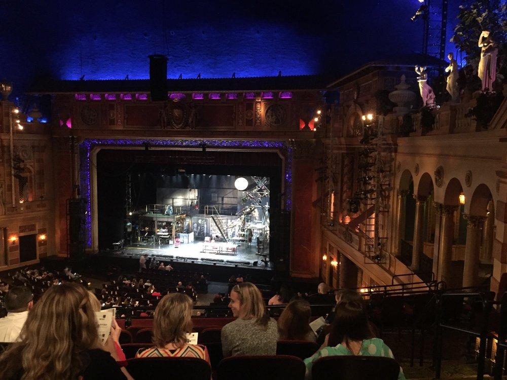 Saenger Theatre: 1111 Canal St, New Orleans, LA