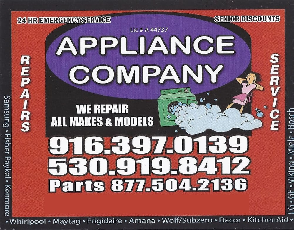 Appliance Company