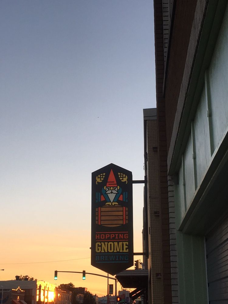 Hopping Gnome Brewing Company: 1710 E Douglas Ave, Wichita, KS
