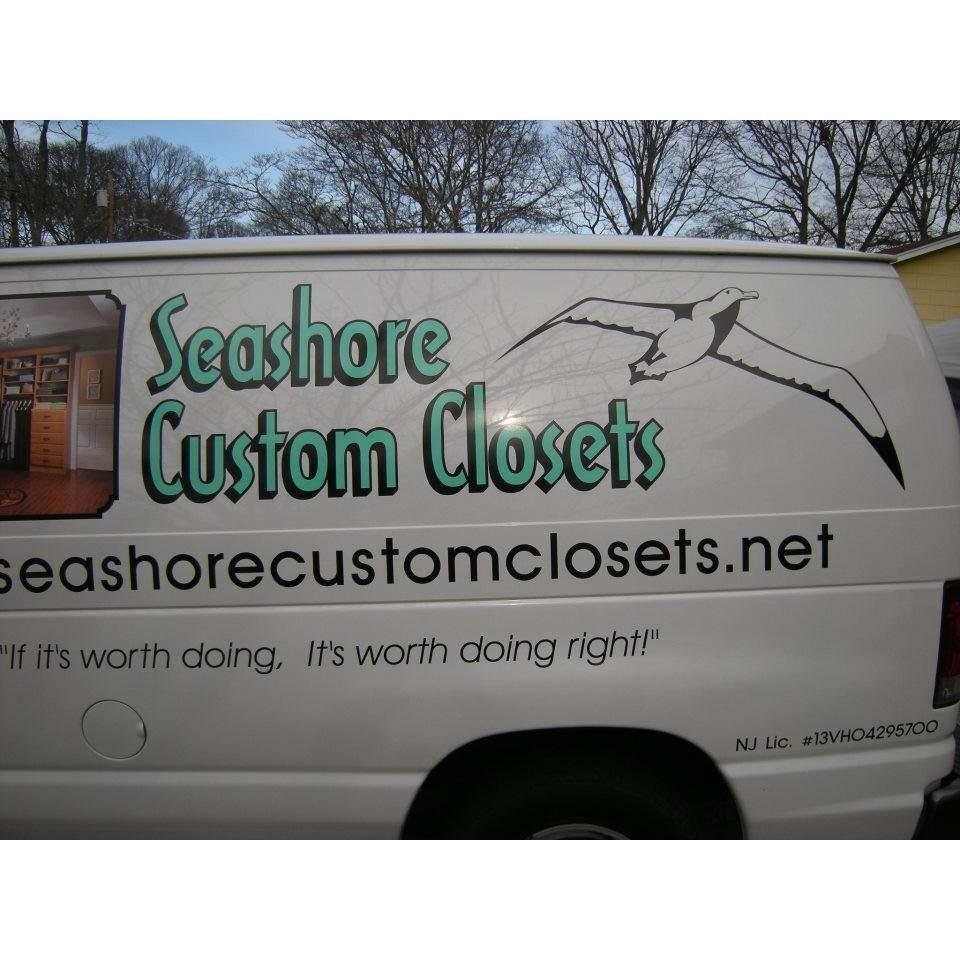 Seashore Custom Closets and Storage