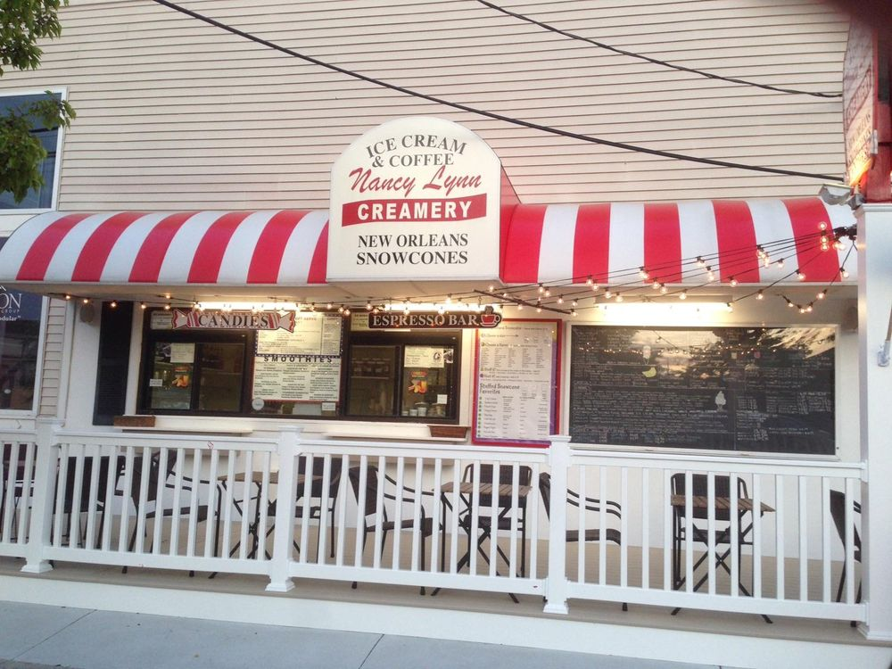 Nancy Lynn Creamery: 2819 Dune Dr, Avalon, NJ