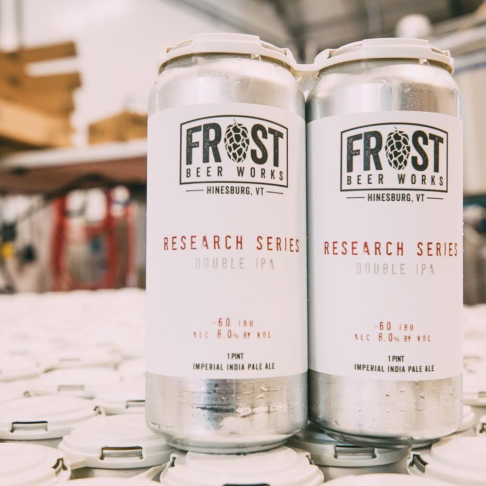 Frost Beer Works: 171 Commerce St, Hinesburg, VT