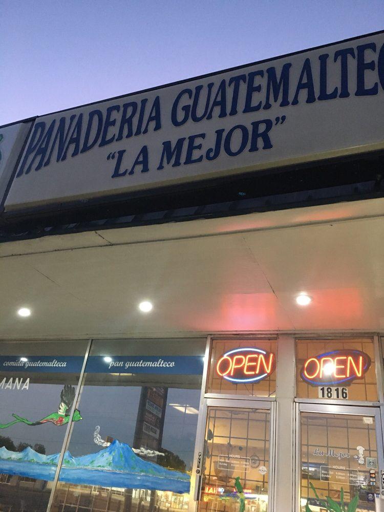 Panaderia Guatemalteca La Mejor: 1840 S 1st St, Garland, TX