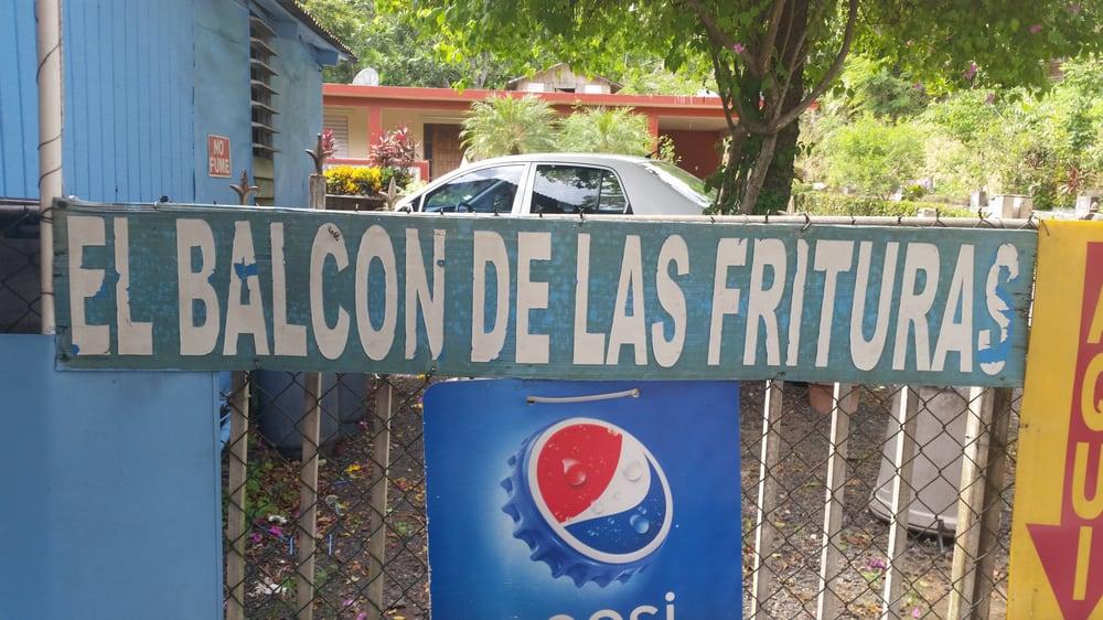 El Balcón de las Frituras: 3634.7 mi PR 185 km 14.1, Hoyo Mulas, PR
