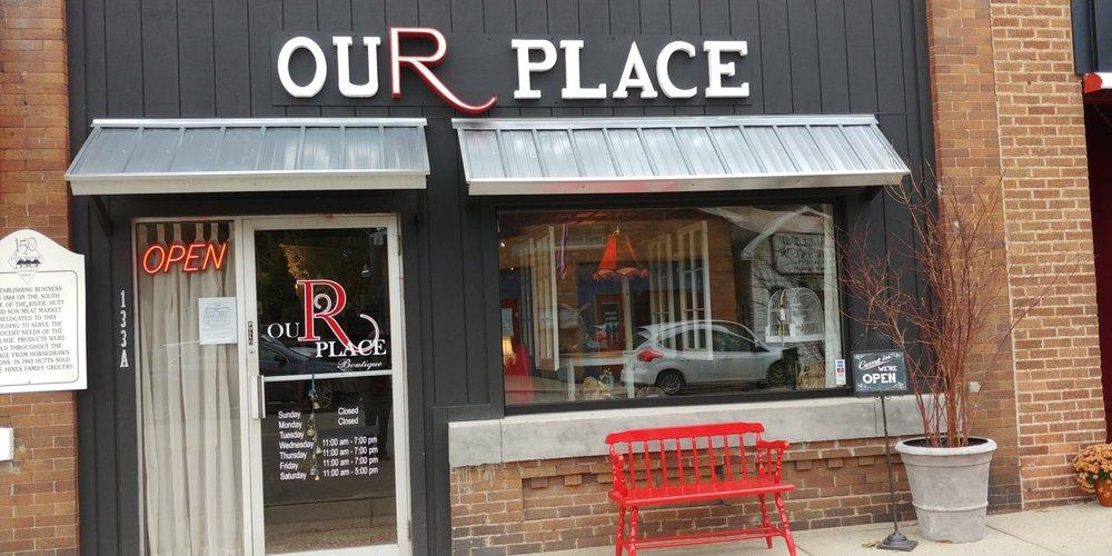 Our Place Boutique: 133 N Bridge St, Dimondale, MI