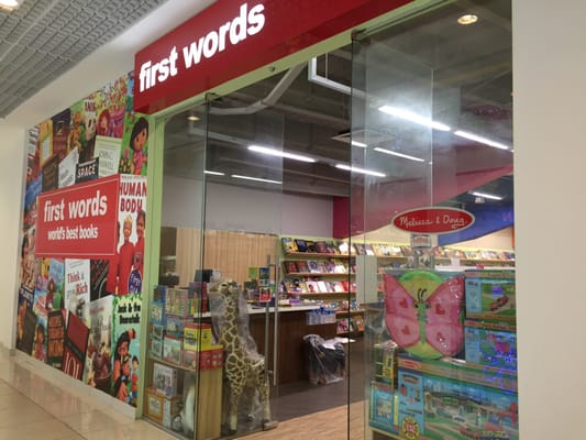Photo of First Words - Singapore, Singapore. Shop front