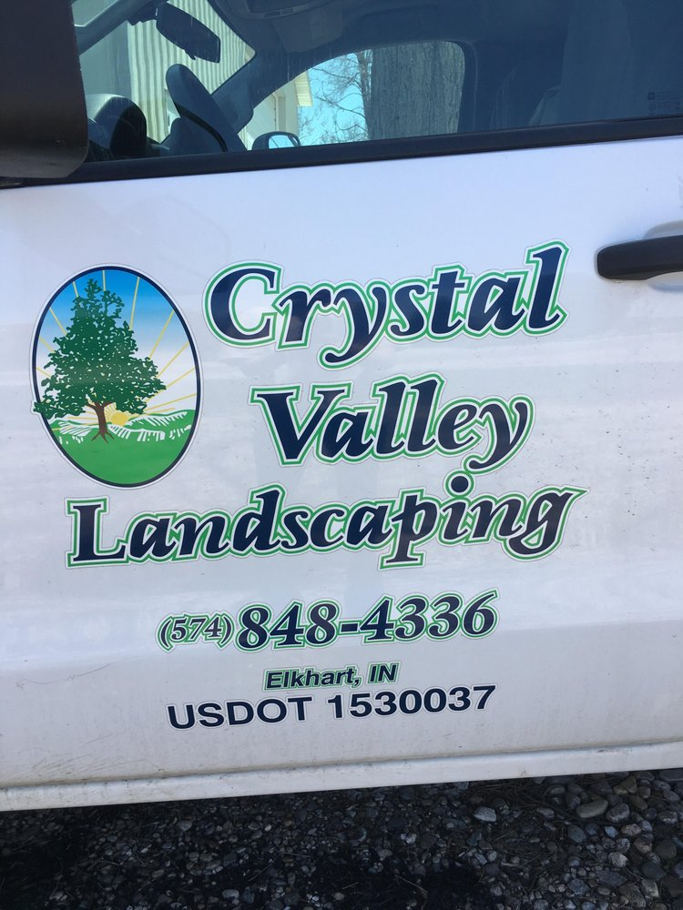 Crystal Valley Landscaping: 20664 County Road 8, Bristol, IN