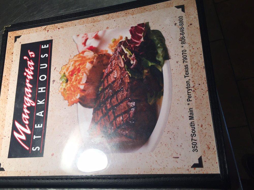 Margarita's Steakhouse: 3507 S Main, Perryton, TX