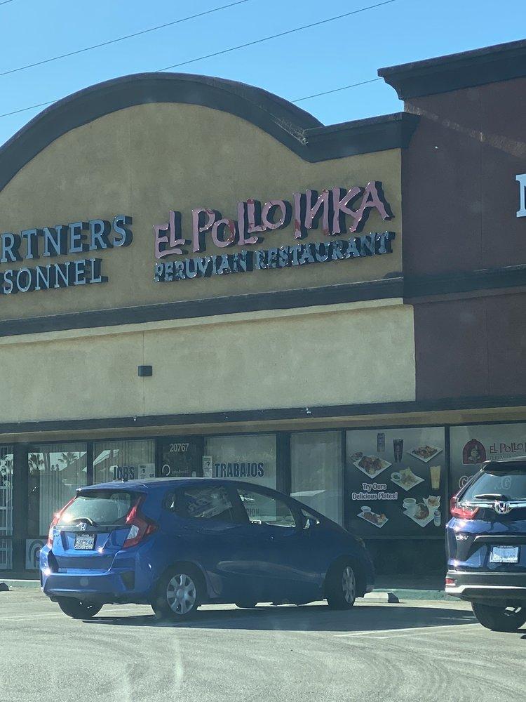 El Pollo Inka: 20765 S Avalon Blvd, Carson, CA