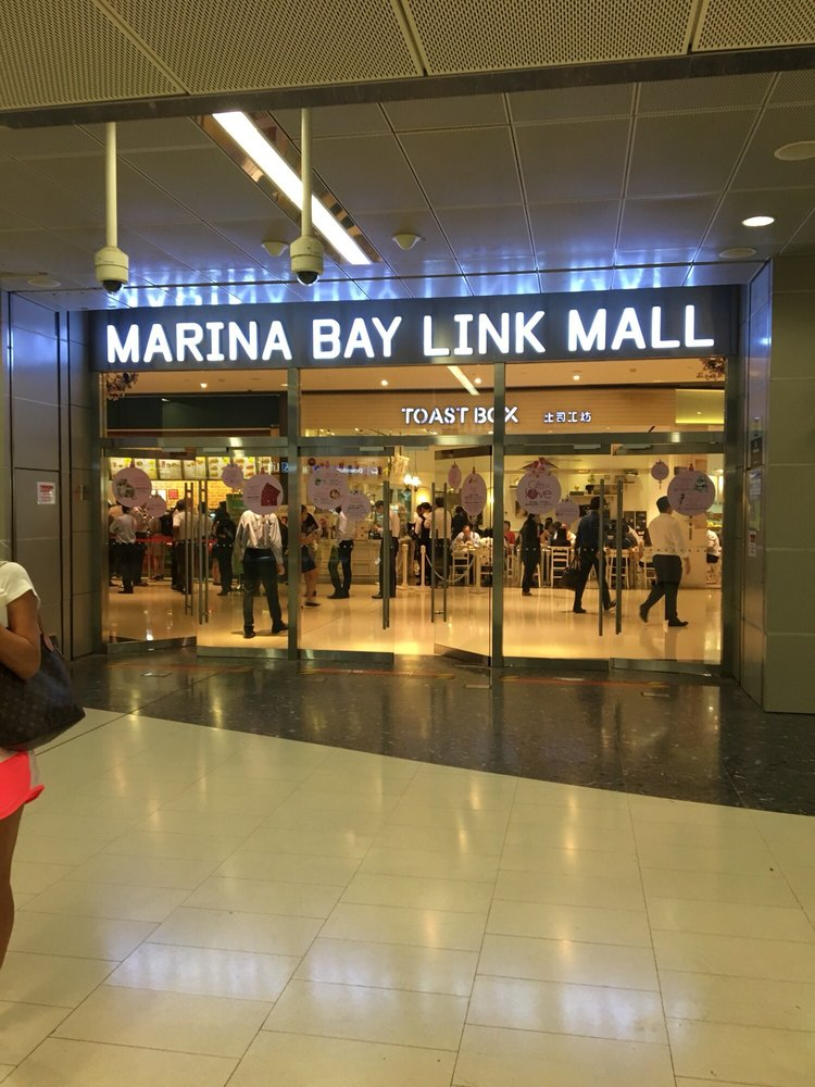 Marina Bay Link Mall