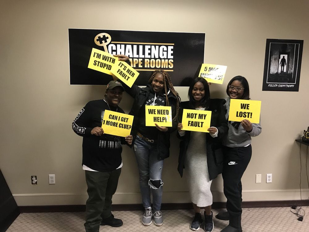 Challenge Escape Rooms: 40-18 Bell Blvd, Bayside, NY