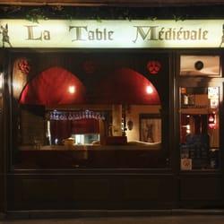 La Table M Di Vale Restaurants 7 Rue De Cadix Reviews Paris France Yelp