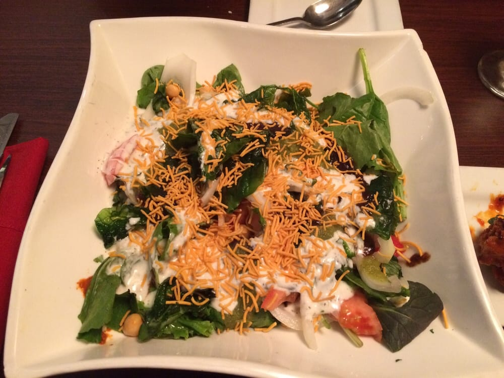 Palak papri chaat yelp for Amaya indian cuisine rochester ny