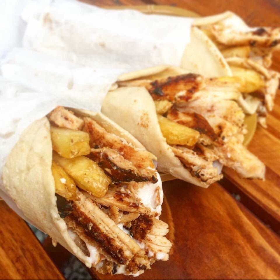 Meshwe Cucina Libanese Regalado Highway Quezon City