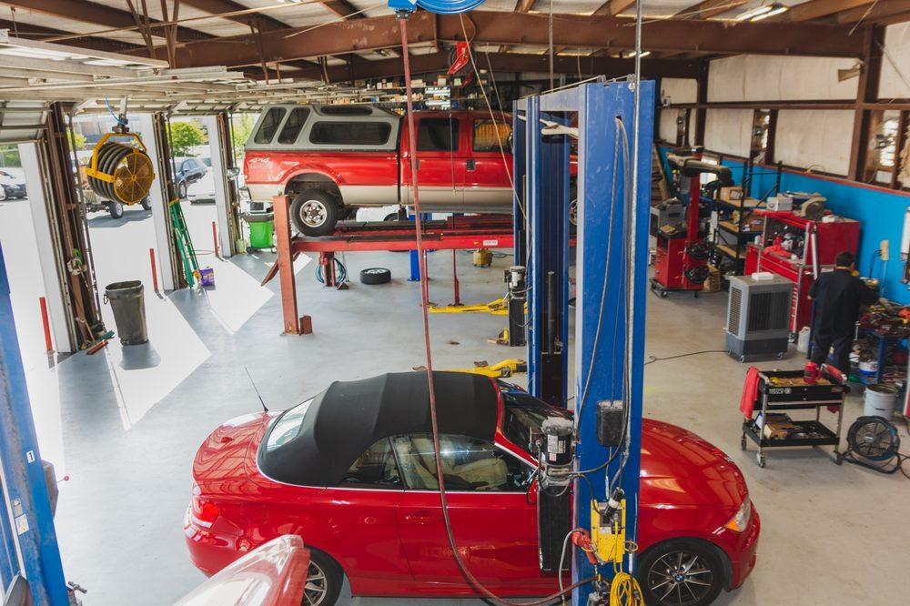 Dub's Garage