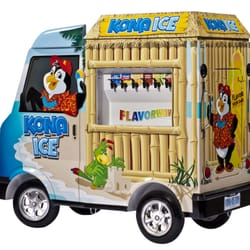 Kona Ice Food Trucks 1130 Blue Mound Rd Far Northwest Fort