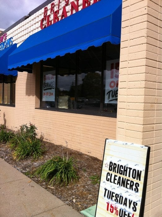 Brighton Cleaners: 1069 Highway 96 W, Saint Paul, MN
