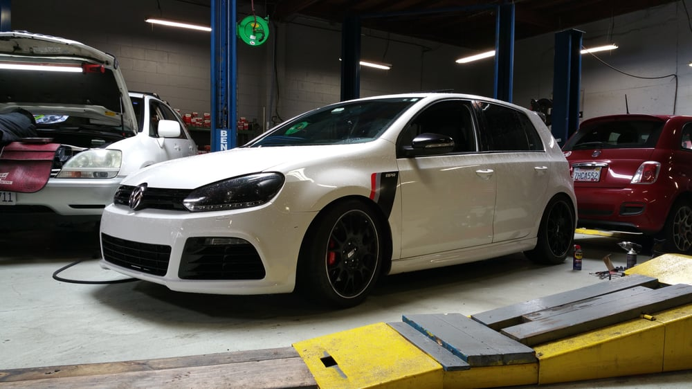 400hp gti came in for a tune up yelp. Black Bedroom Furniture Sets. Home Design Ideas