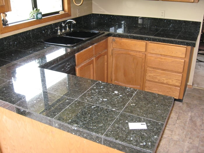 Photo Of Northwest Marble U0026 Tile   Portland, OR, United States. 12x12  Granite