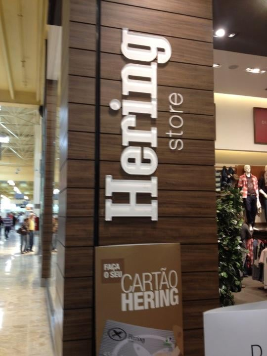 Hering Shopping Center Norte