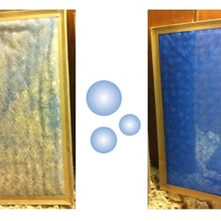 Photo Of Cleanpro Gloucester Ma United States Air Vent Before And After