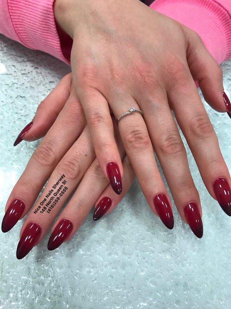 Photos for Nice One Nails Sherway - Yelp