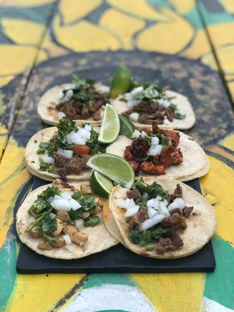 Taco Suave: 121 N Hwy 77, Waxahachie, TX
