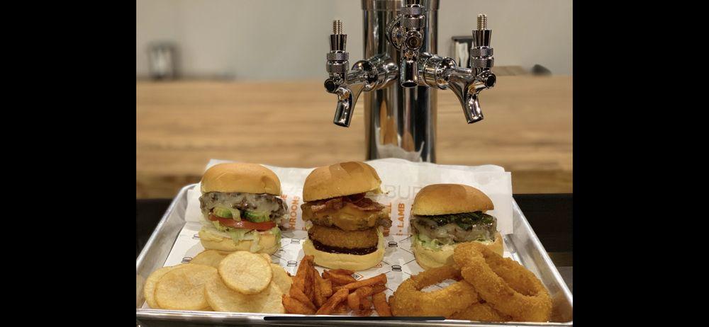 Burgerim: 5840 Firestone Blvd, South Gate, CA