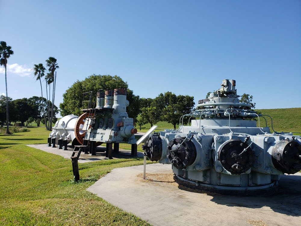 John Stretch Park: John Stretch Memorial Park, Clewiston, FL