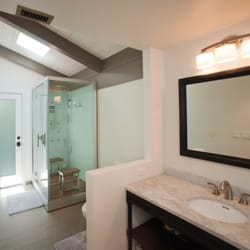 photo of nexxus remodeling encino ca united states bathroom remodel with steam